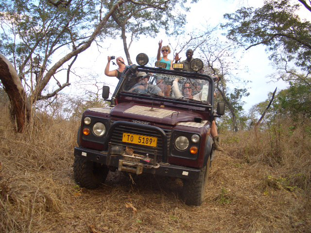 Safari Vehicle - Tongole Wilderness Lodge