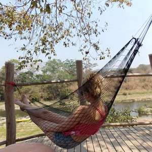 Relax at Tongole Wilderness Lodge