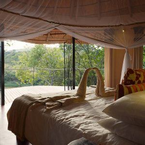 Chalet Bedroom - Tongole Wilderness Lodge