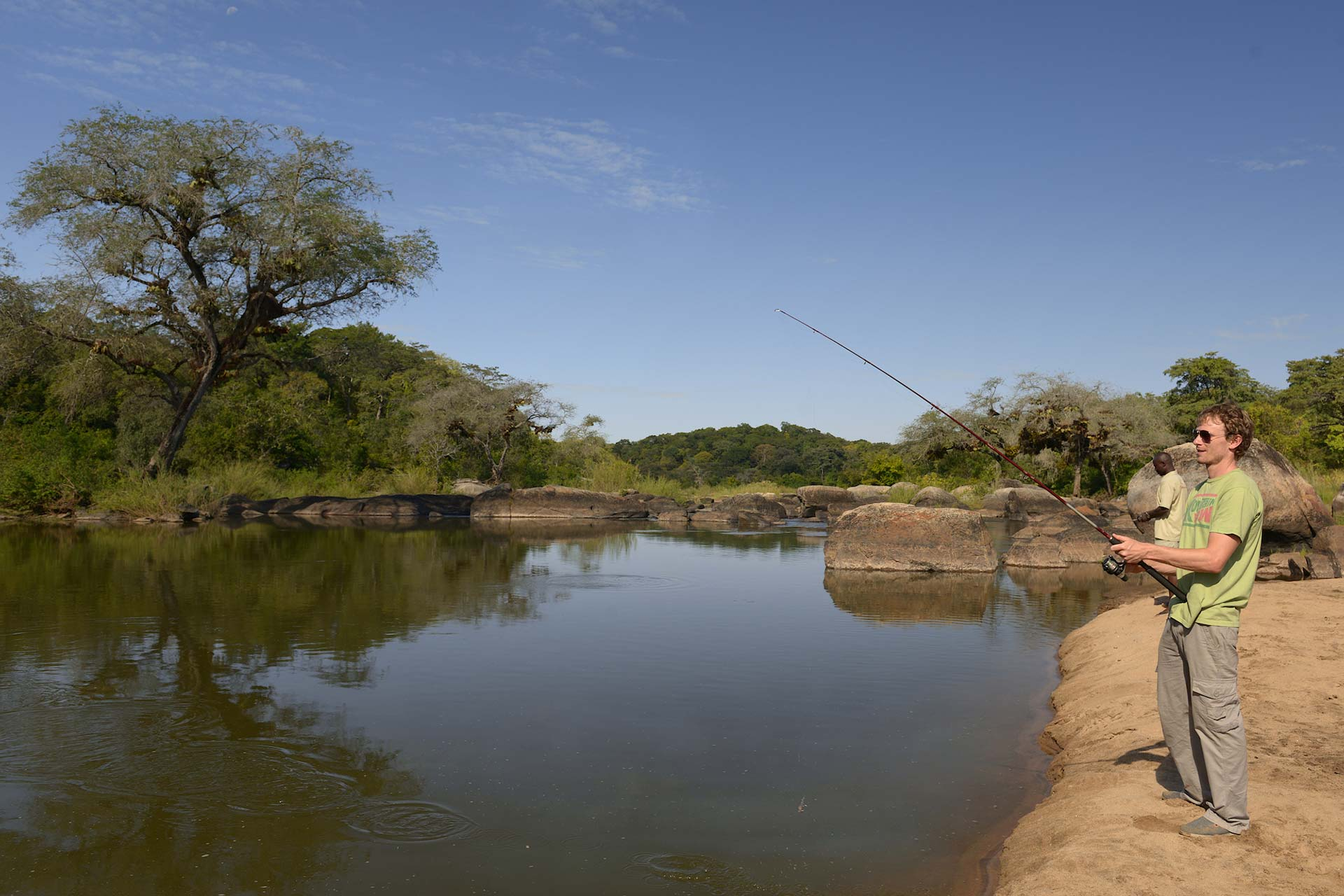 Fishing - Tongole Wilderness Lodge