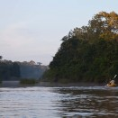 Kayaking at sunrise - Tongole Wilderness Lodge
