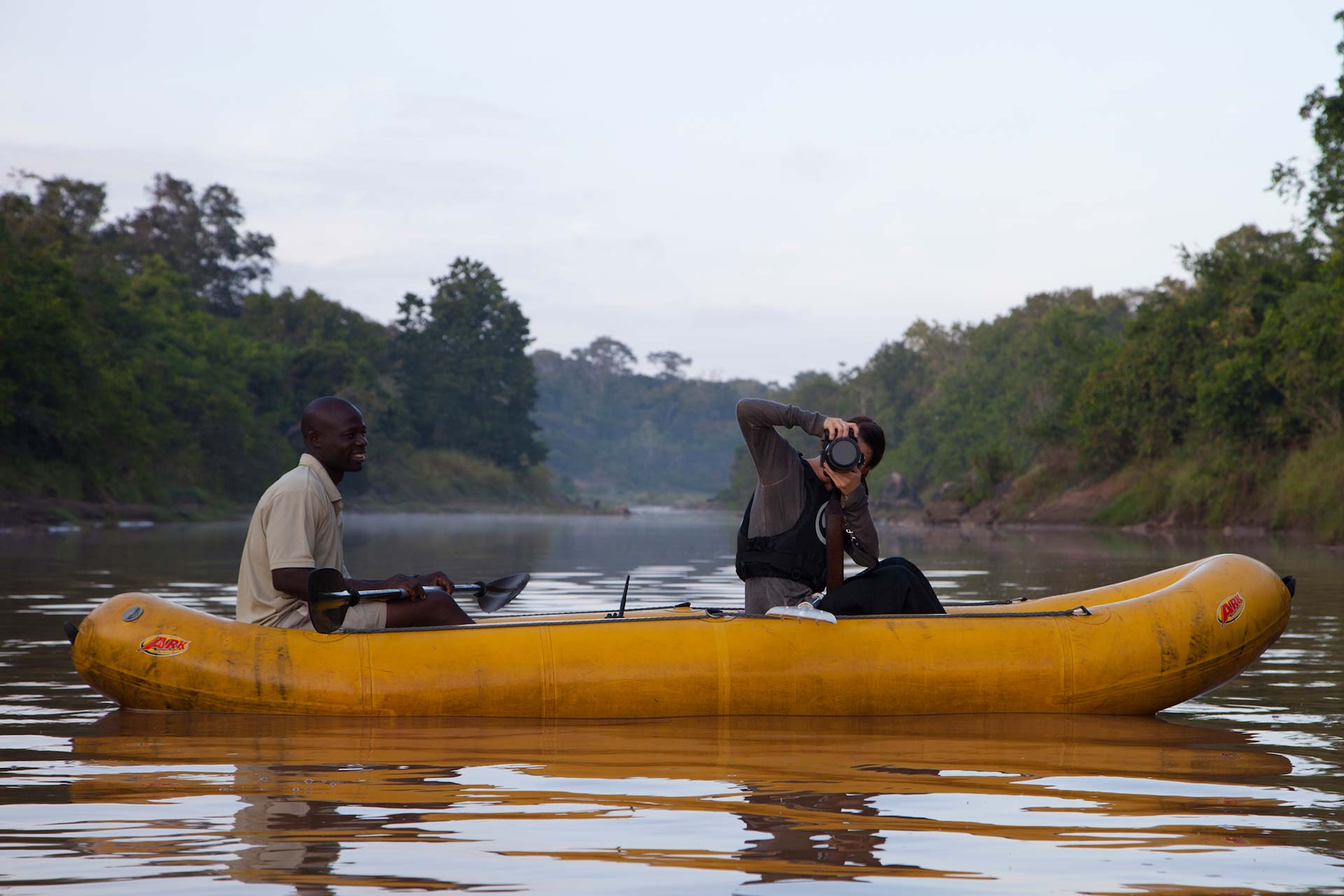 Kayaking - Tongole Wilderness Lodge