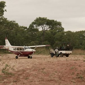 Private Airstrip - Tongole Wilderness Lodge