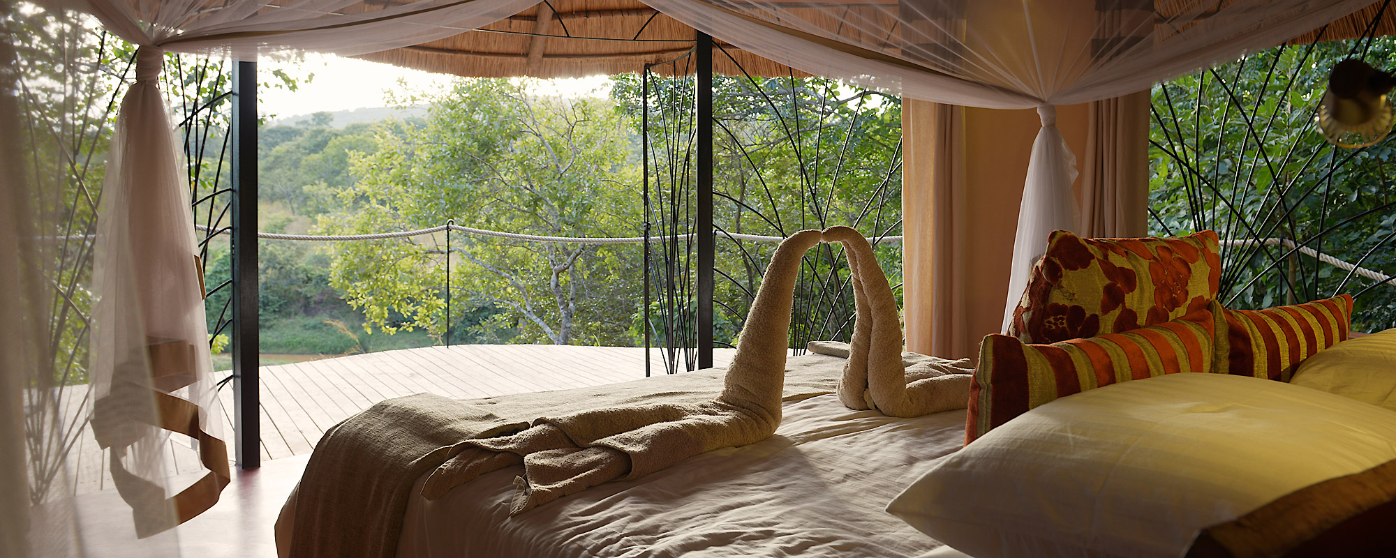Accommodation Rooms - Tongole Wilderness Lodge