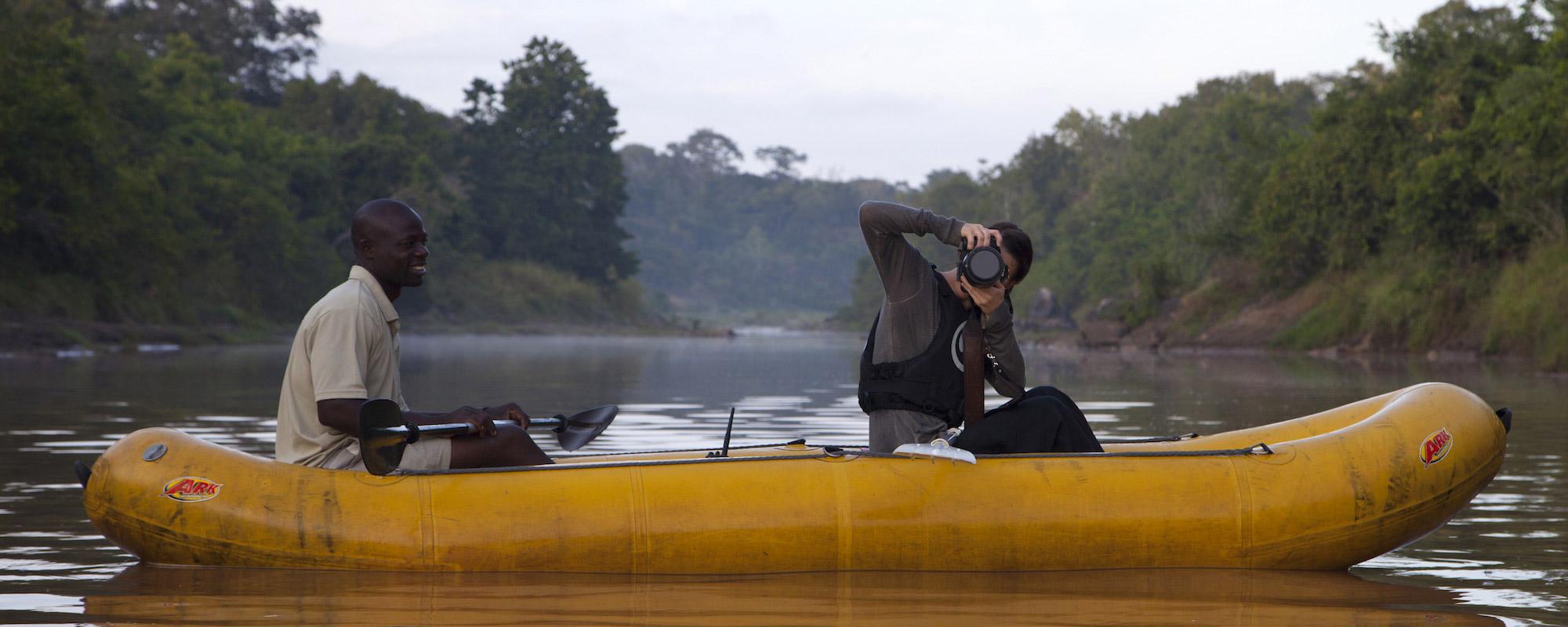 Canoe River Safari Malawi