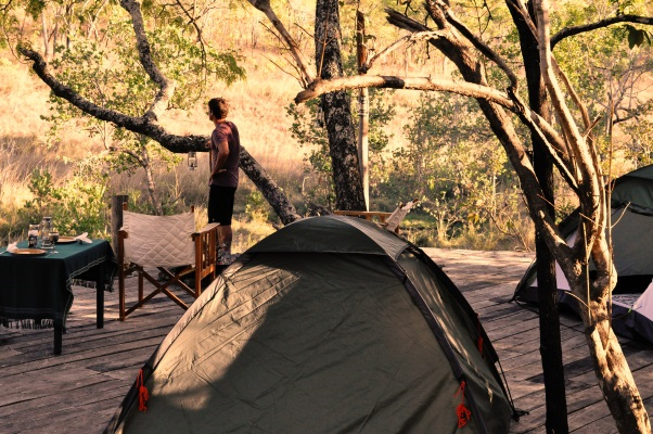 Fly Camp - Places to Visit in Malawi - Tongole Wilderness Lodge