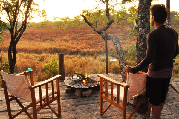 Fly Camping - Tongole Wilderness Lodge
