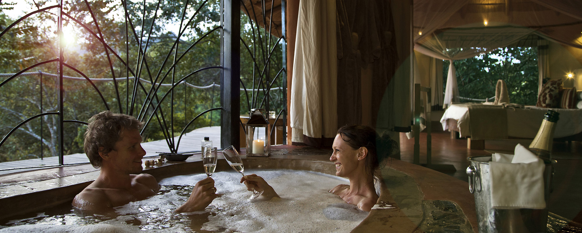 Luxury Safari Honeymoon