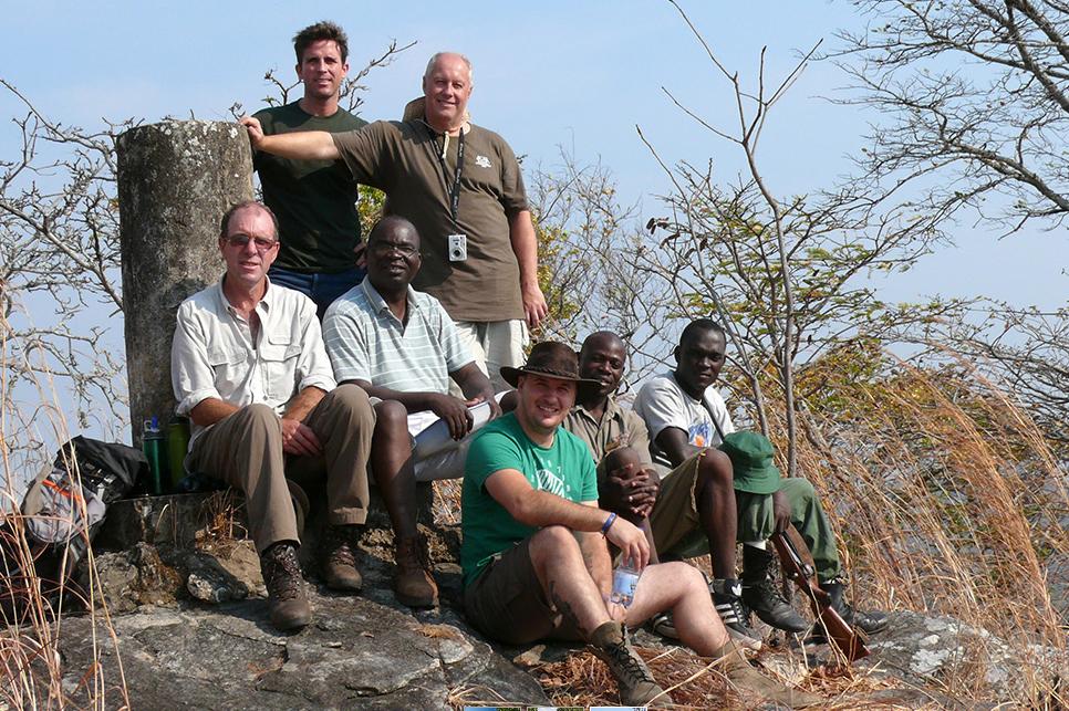 Walking Safari - Tongole Wilderness Lodge