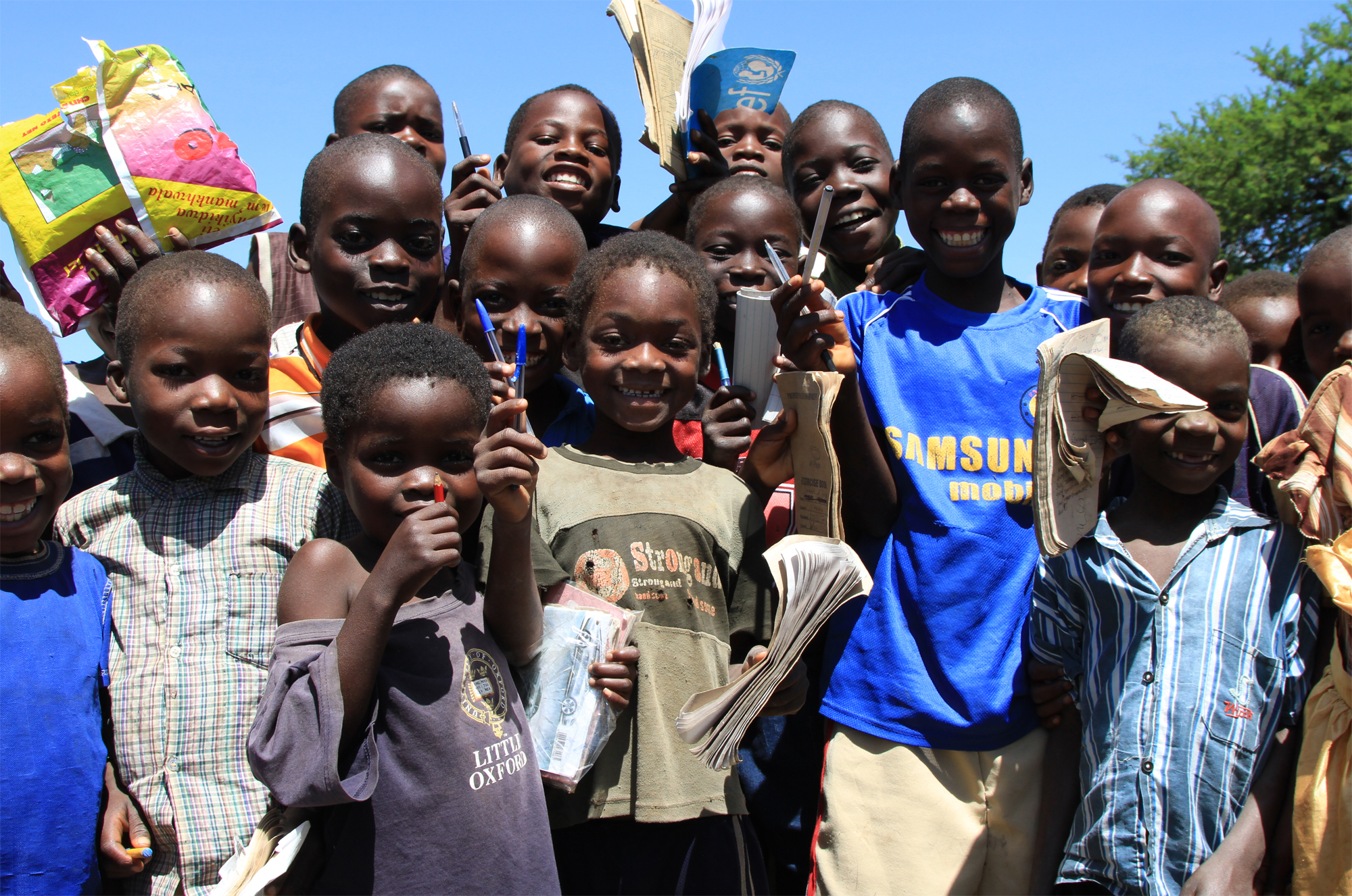 Tongole Community - Malawi