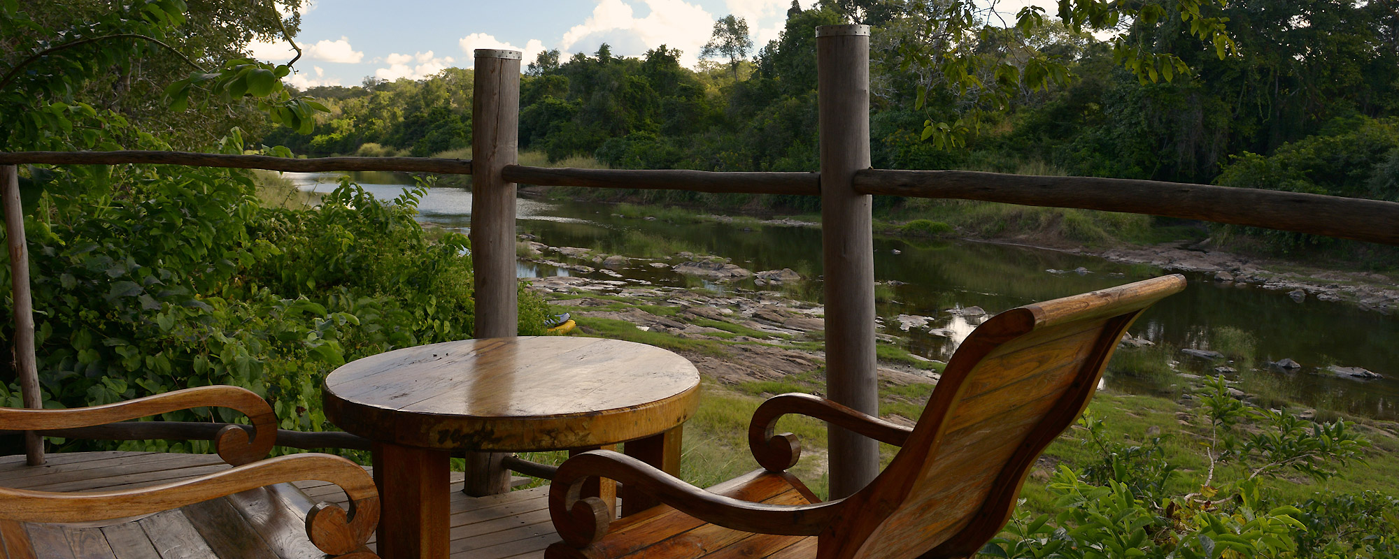 Luxury safari lodge in Malawi - Tongole Wilderness Lodge