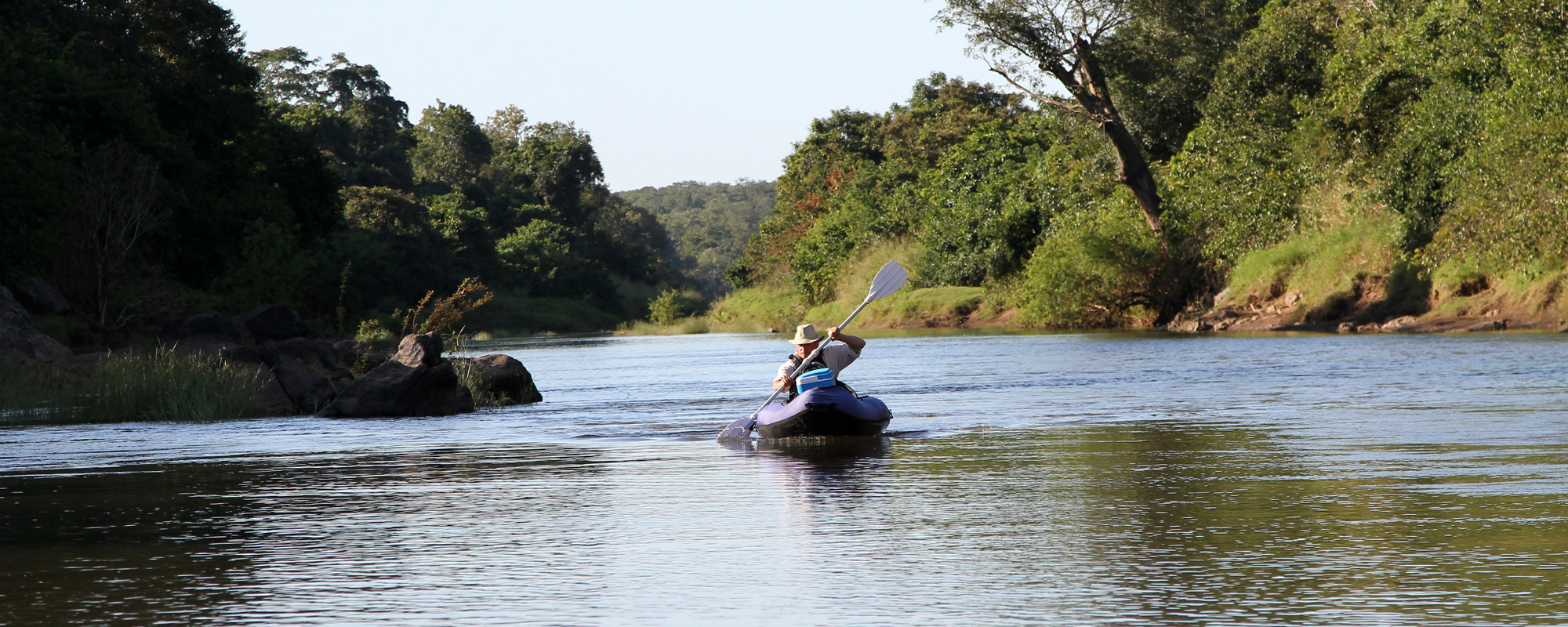 Tongole Wilderness Lodge - Canoe Safari