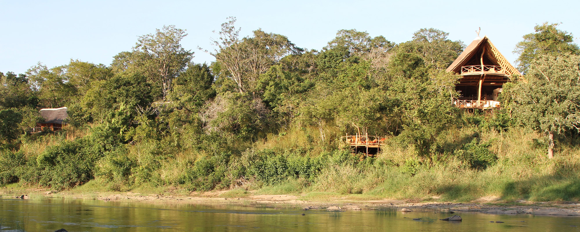 Tongole Wilderness Lodge - African Safari